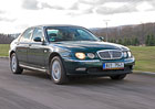 Ojet� Rover 75/MG ZT (1998 - 2005):  �lechtic zbaven� titulu