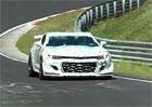 Video: Chystan� Chevrolet Camaro Z/28 havaruje p�i testech na Ringu