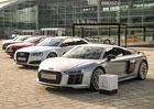 Audi navzdory potížím hlásí úspěšný rok a plánuje další investice