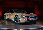 BMW i8 Futurism Edition: Um�n� p�enesen� na karoserii (+video)