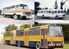 Legendy východního bloku: Známé i neznámé autobusy