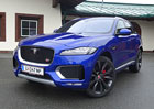 Jaguar F-Pace: Prvn� ko�ka, kter� m�e do ter�nu, jezd� skoro jako F-Type! (+video)
