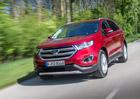 Ford Edge: První jízdní dojmy z Německa