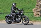 Harley-Davidson Iron 883: Americký bavič