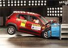 Tristní výsledky indických aut v Global NCAP: Bez hvězdičky!