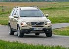 Ojet� Volvo XC90 (2002-2015): Takhle si p�edstavujeme SUV