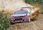 Citro�n C3 WRC a jeho testov�n� v Portugalsku (nov� foto a video)