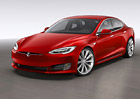 Leto�n� Pikes Peak pojede i Tesla Model S. Chce p�ekonat rekord!