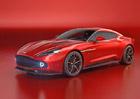 Aston Martin Vanquish Zagato: Britsko-italsk� spolupr�ce pokra�uje