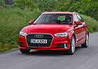 Svezli jsme se v modernizovan�m Audi A3. T��v�lce se nebojte! (+video)