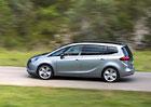 Opel: Naftová Zafira vypíná řízení emisí, aby chránila motor