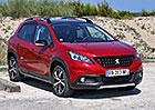 Peugeot 2008 facelift: První jízdní dojmy ze Španělska
