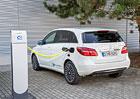 Mercedes-Benz pracuje na �ty�ech nov�ch elektromobilech