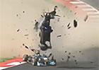 Video: Drsná havárie ve formuli 3