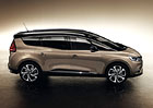 Renault Grand Sc�nic: I sedmim�stn� MPV se p�ibl�ilo crossover�m
