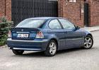 Ojet� BMW E46 Compact (2000-2004): �ivot ve st�nu