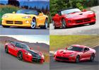 Dodge Viper: Supergalerie všech generací zmije