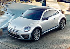 Volkswagen Beetle: Jemné retuše pro modelový rok 2017
