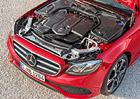 Mercedes inovuje motory: Nové turbodiesely doplní benziny s filtrem pevných částic