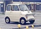 Ford Comuta: Elektrick� mikro z roku 1967