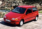 Evropské Automobily roku: Fiat Punto (1995)