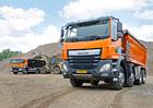 Stavební vozidla: DAF Construction