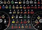 Kontrolky v aut�: Zn�te jejich v�znam?