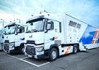 Renault Trucks řady T pro Signatech-Alpine Team