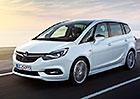 Facelift Opelu Zafira ofici�ln�: Klidn�j�� p��� (+video)