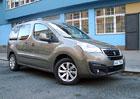 Peugeot Partner 1.6 BlueHDi Euro 6: P�ed�l � Dlouhodob� test (3.��st)