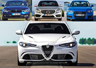 Alfa Romeo Giulia kone�n� zn� �esk� ceny. Jak si stoj� proti konkurenci?