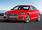 Audi A5 oficiálně: První fotky nového kupé! (+videa)