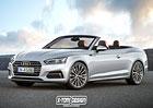 Audi A5 Cabrio a RS5 Coupé: Nové atraktivní verze očima grafika