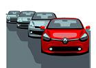 Renault chyst� modernizaci clia, zat�m p�ipom�n� jeho p�edch�dce