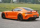 Mansory Mercedes-AMG GT S: Široké blatníky a 220 koní navíc
