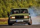 Lada 2107 666 V8: Peklostroj má osmiválec BMW a driftuje skoro sám! (+videa)