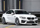 Dähler vyměnil u BMW M2 původní motor za ten z kupé M4