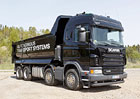 Scania předvedla nákladní vozidla s autonomním řízením