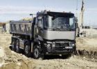 Renault Trucks rozšiřuje řadu Optitrack