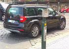 Škoda testuje SUV Kodiaq v ulicích Prahy. Stále jako mulu připomínající Yeti (+video)