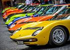 Lamborghini slaví 50 let miury novým muzeem
