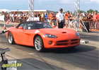 Video: Hork� chvilky s Dodge Viper