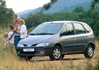 Evropské Automobily roku: Renault Mégane Scénic (1997)