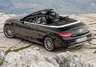 Mercedes-Benz C kabriolet odhaluje české ceny. Pod milion se nevejde