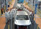 Volkswagen vyrobil první karoserii pro prodloužený tiguan