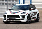 Porsche Macan S jako SpeedART SP-390M (+video)