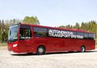 Scania a autonomní dopravní řešení