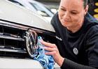 Odbyt koncernu Volkswagen se v kv�tnu vr�til k r�stu