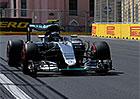 Kvalifikace VC Evropy F1 2016: Rosberg nejrychlej��, Hamilton havaroval
