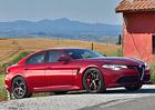 Alfa Romeo: Vedle SUV se počítá i se sedanem vyšší střední třídy